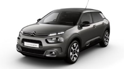 Citroën New C4 Cactus Hatch Platinum Grey Metallic