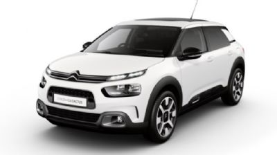 Citroën New C4 Cactus Hatch Polar White